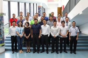 深圳市机器人青年专家委员会